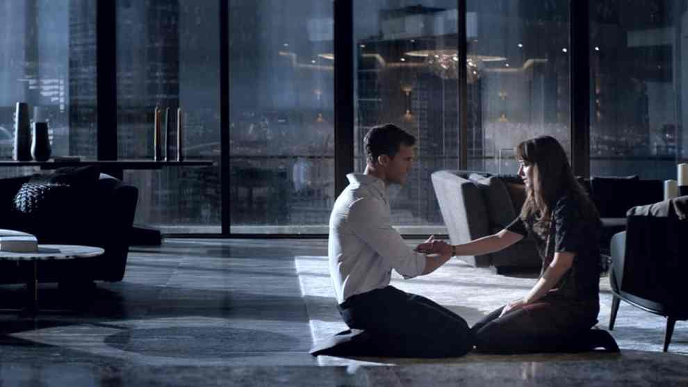 Fifty Shades Darker - Exclusive clip