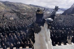 Jude Law in King Arthur_Legend of the Sword (2017)