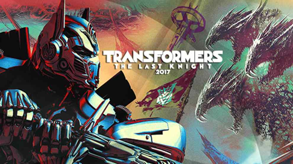 Transformers The Last Knight_Cover