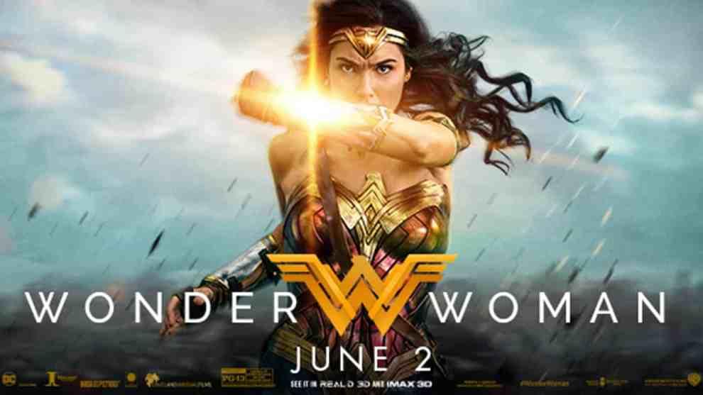 Wonder Woman - advance screening