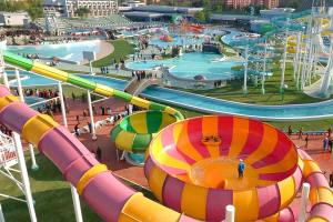 water theme parks