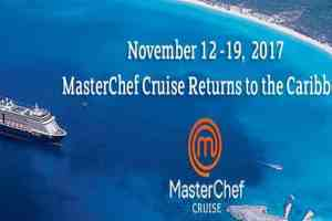MasterChef Cruise 2017