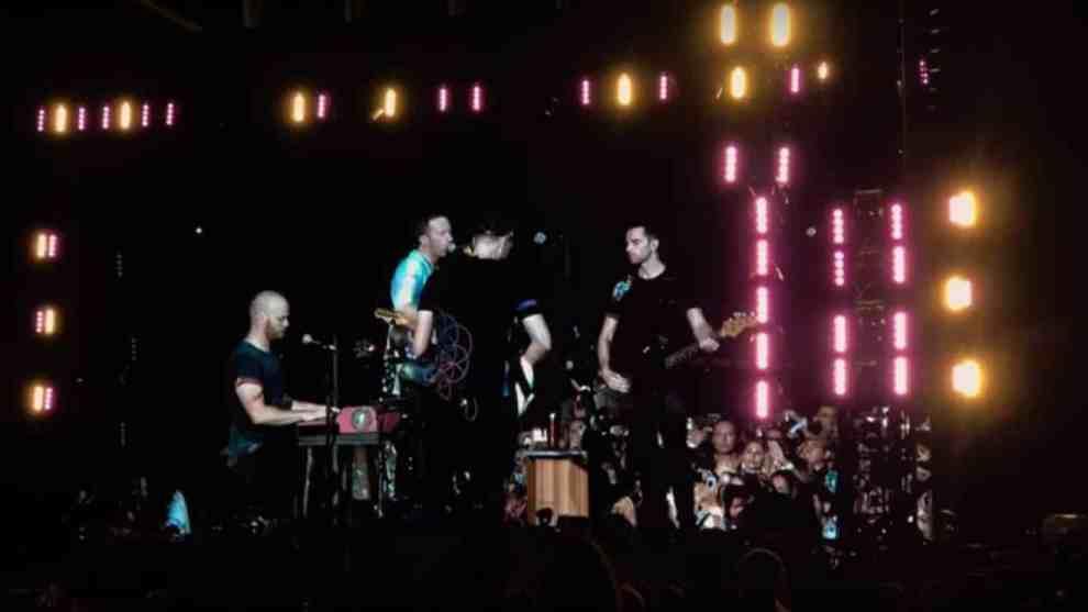 Coldplay #1 Houston