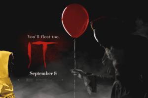 It movie banner