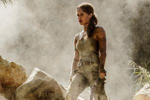 tomb raider movie 2018
