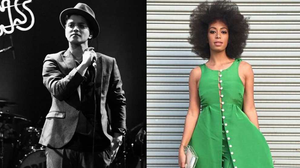 Bruno Mars & Solange leading nominations for the 2017 Soul Train awards