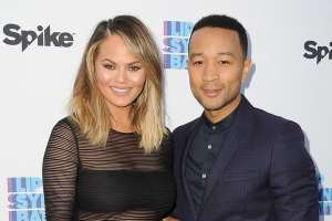 Chrissy Teigen John Legend Baby No 2 coming