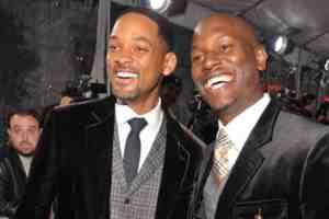 Tyrese Gibson Will Smith