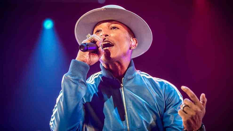 pharrell williams new album