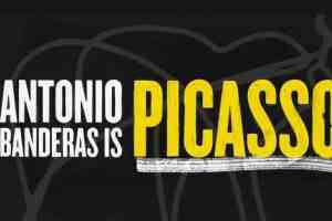 Antonio Banderas -Picasso