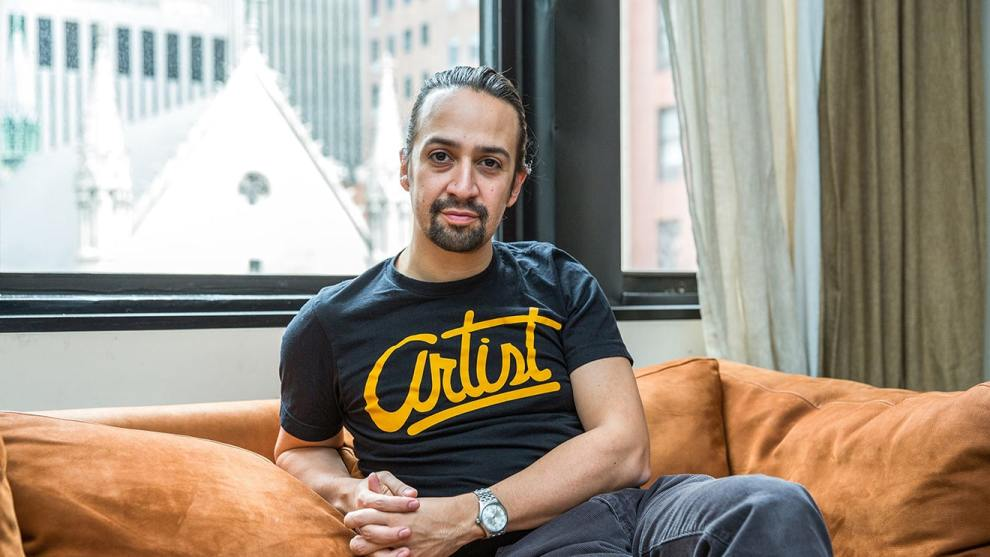 Lin-Manuel promotes new song honoring grandmother