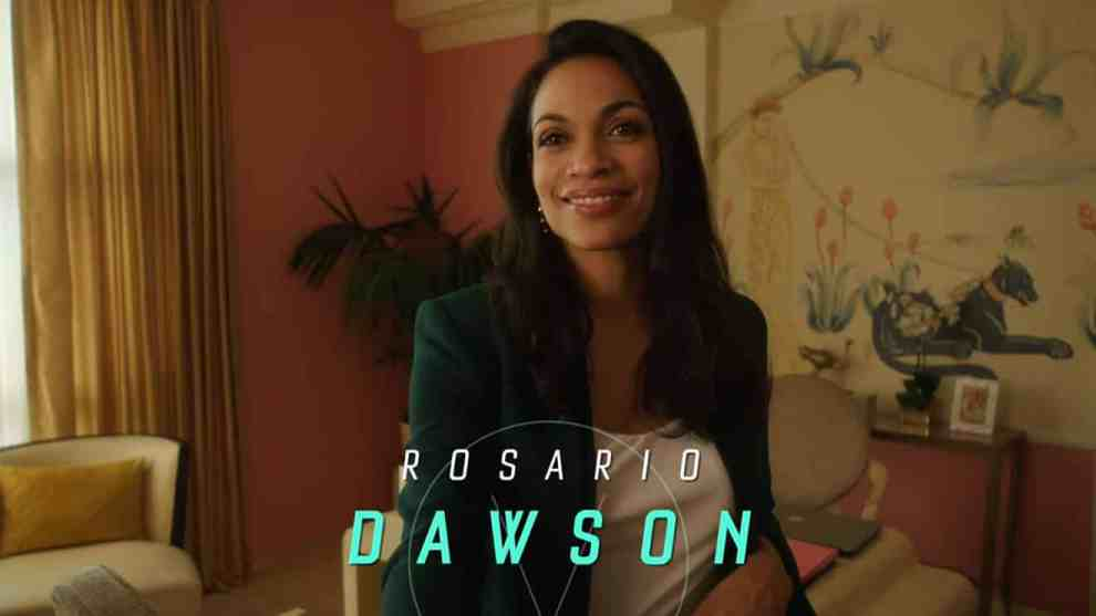 Rosario Dawson - Jane the Virgin