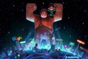 Ralph Breaks The Internet Wreck-It Ralph 2