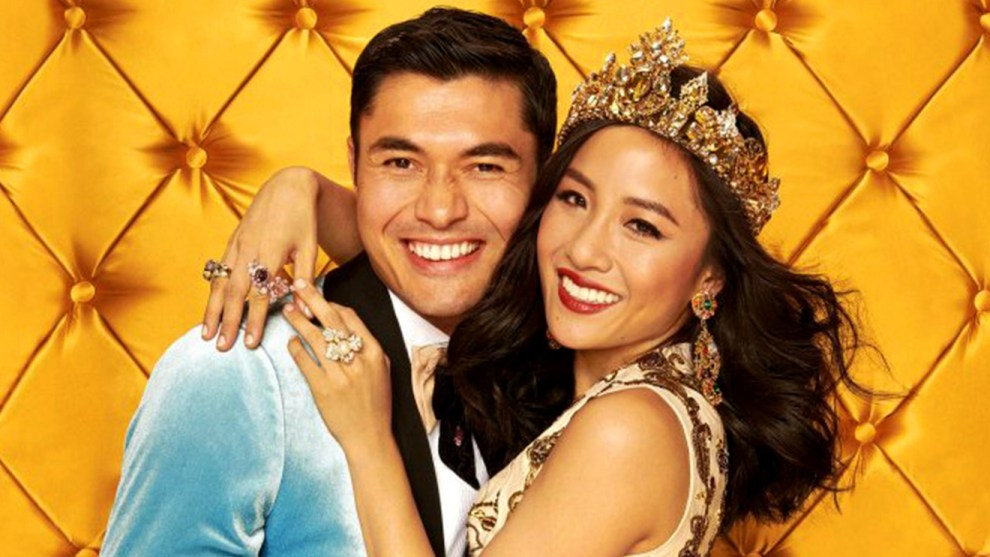 Crazy Rich Asians getting a sequel