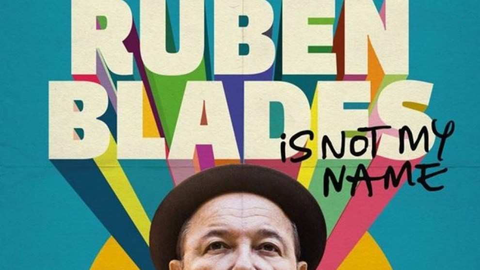 Rubén Blades is Not My Name at New York Latino Film Festival