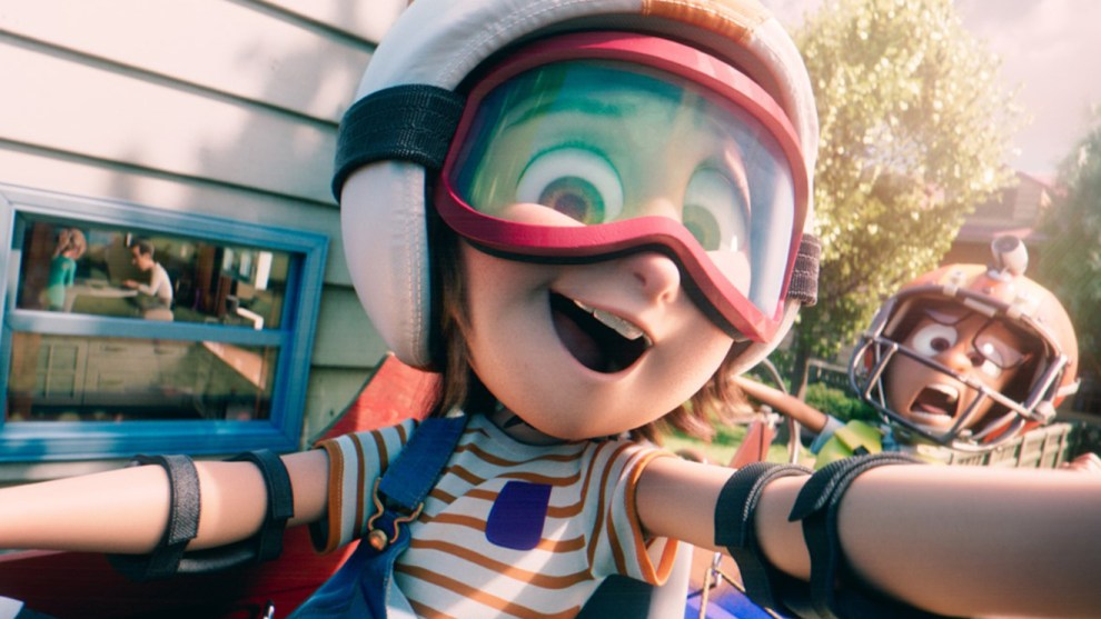 Sofia Mali in Wonder Park (2019)