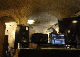 sound studios - planning