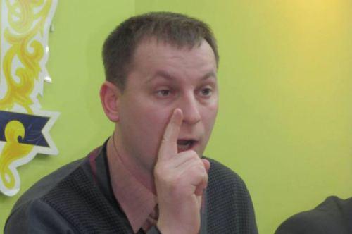 Губернатор Тернопільської області Степан Барна