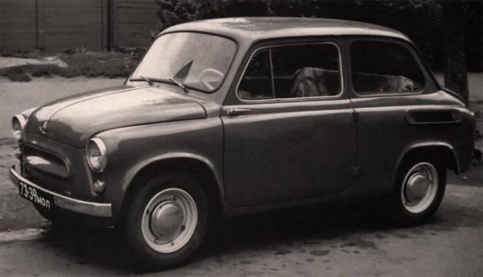 Автомобіль ЗАЗ 965 Запорожець