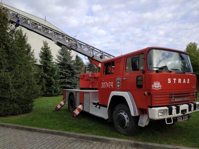 Центральний музей пожежогасіння в Мисловіце