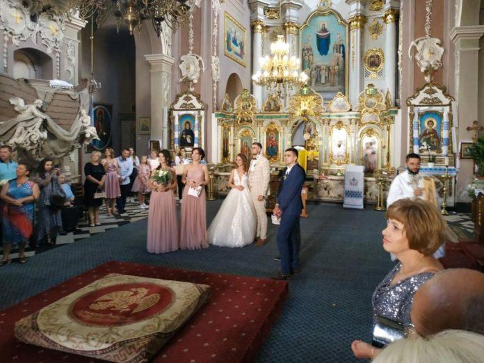 Шлюб членів клубу ЗАЗ Козак Романа і Уляни Тимчишин