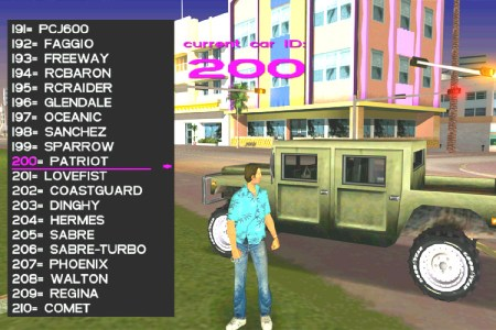 Gta Vice City Sunshine Autos Mission Location idea gallery