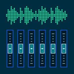 Ícone do app Audio Mastering