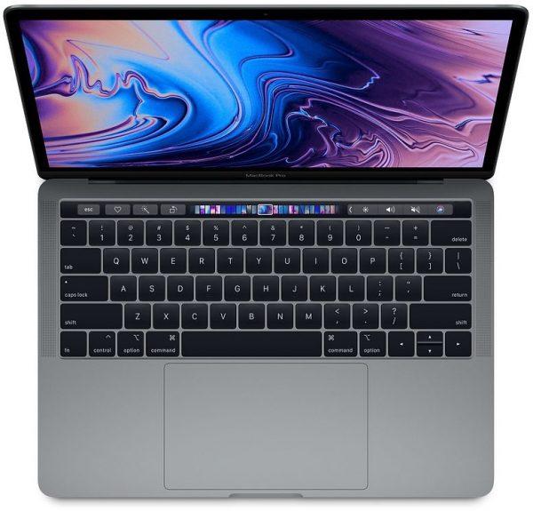 "MacBook Pro de 13"" com Touch Bar (2018)"