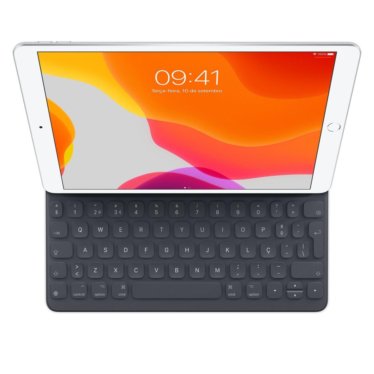 "Smart Keyboard para iPad de 10,2"""