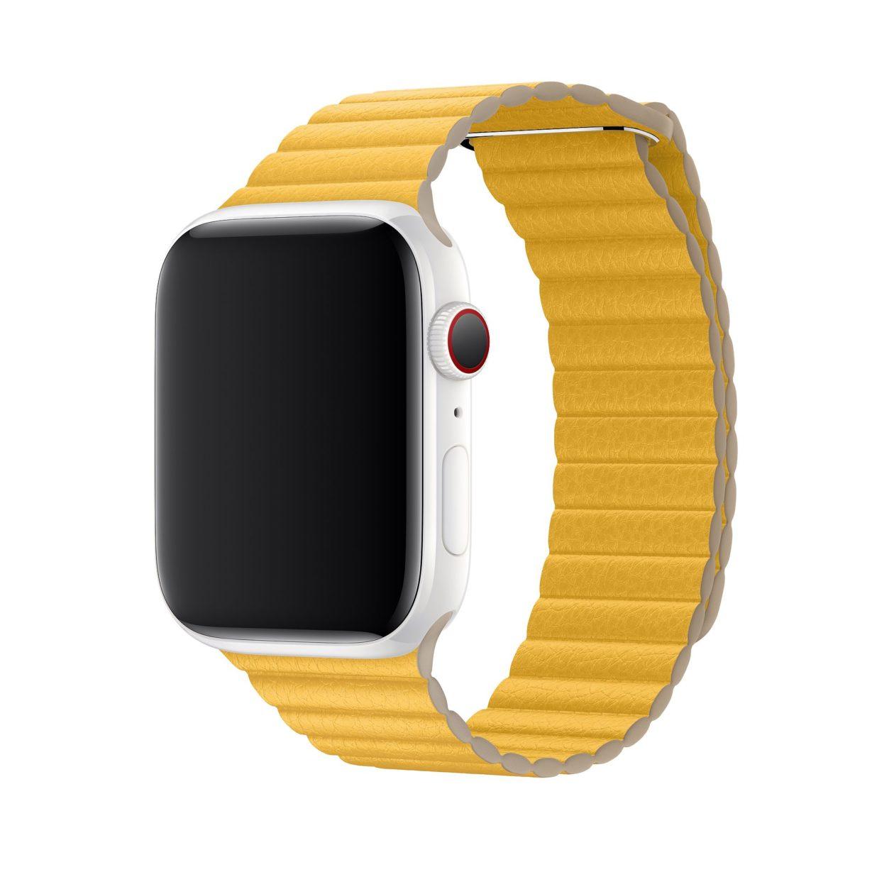Novas pulseiras para Apple Watch