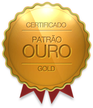 Badge - Patrão Ouro