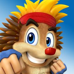 Ícone do app Crazy Hedgy - 3D Platformer