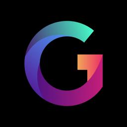 Ícone do app Gradient Photo Editor