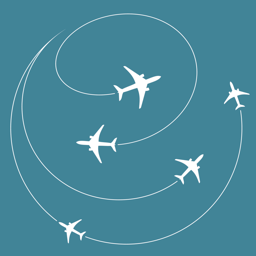 Ícone do app AirRoutes