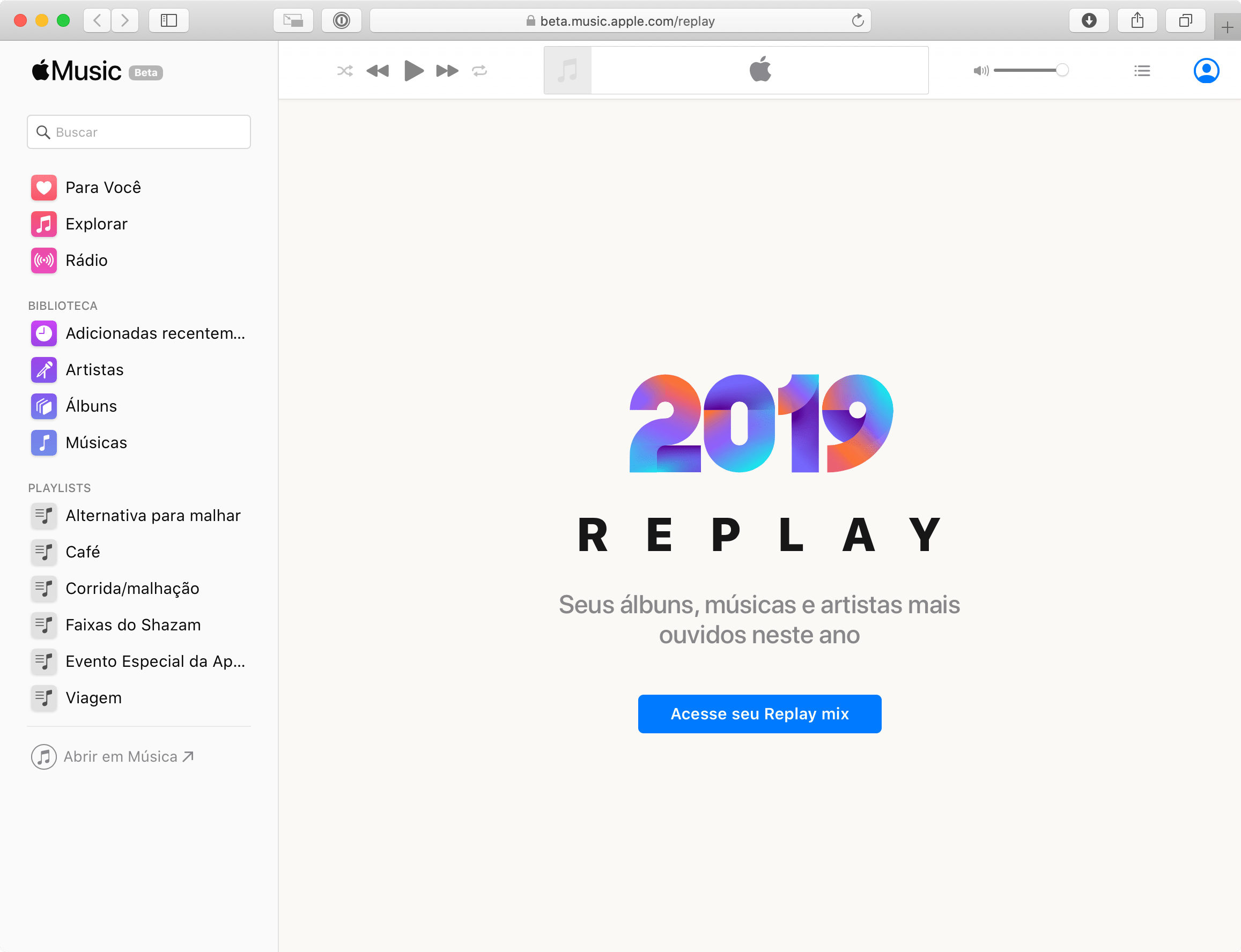 Replay - Apple Music