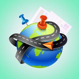 Ícone do app Your GPS Location Finder Pro