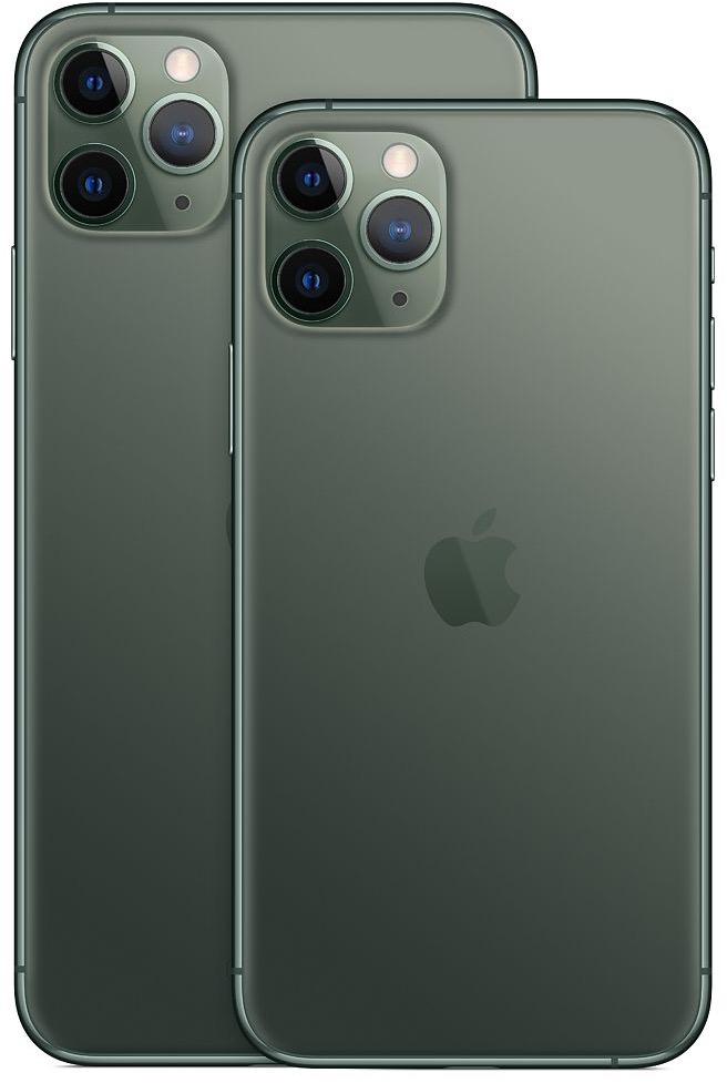 iPhone 11 Pro e 11 Pro Max