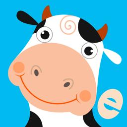 Ícone do app Jogos De Animais De Fazenda Puzzles Para Crianças