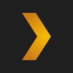 Ícone do app Plex: Movies, TV, Music + more
