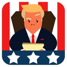 Ícone do app I Am President!