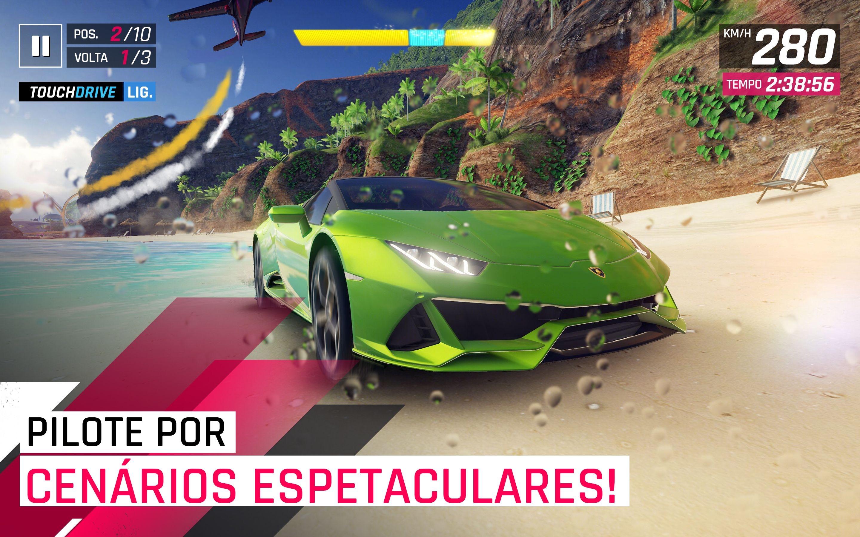 Screenshot do app Asphalt 9: Legends