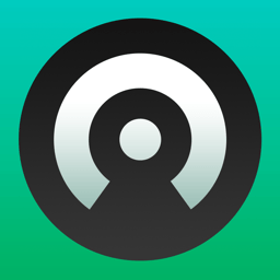Ícone do app Castro Podcast Player