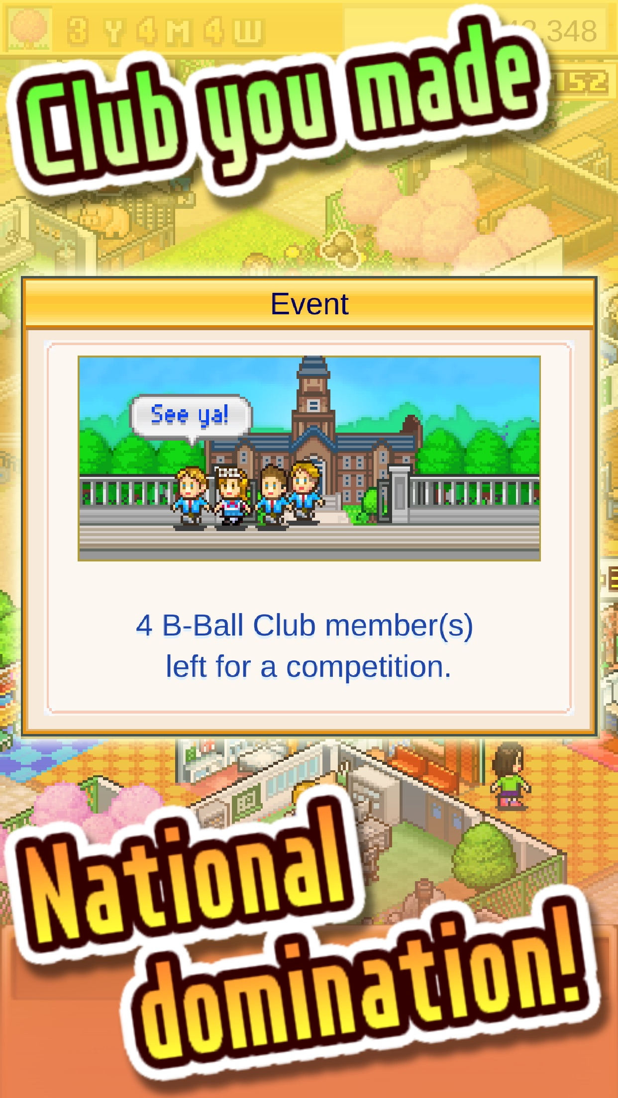 Screenshot do app Pocket Academy