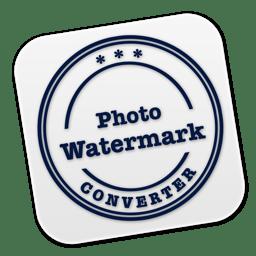 Ícone do app Photo Watermark Converter