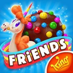 Ícone do app Candy Crush Friends Saga