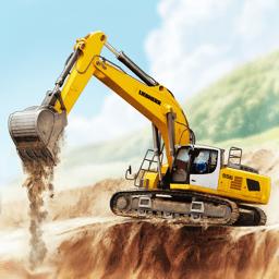Ícone do app Construction Simulator 3