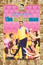 Capa do filme O Terror das Mulheres (The Ladies Man)