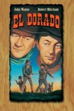 Capa do filme El Dorado