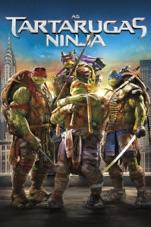 Capa do filme As Tartarugas Ninja