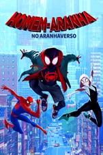 Capa do filme Homem-Aranha: Aranhaverso